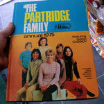 The Partridge Family Annual 1975 TV SHOW BOOK @SOLD@